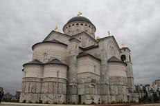 Патриарх Кирилл принял участие в освящении кафедрального храма в Подгорице