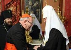 Патриарх Кирилл и глава католиков Польши призовут народы двух стран к миру