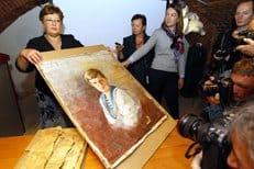 В Пушкине нашли неизвестный портрет святого цесаревича Алексея