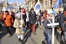 Власти Минска не разрешили провести общенациональный марш против абортов