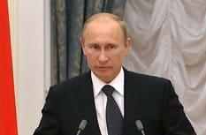 Россия вправе защищать своих детей от пропаганды гомосексуализма, - Владимир Путин