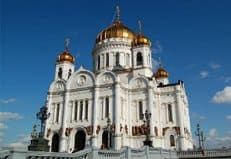 В Москву прибывает крест апостола Андрея Первозванного: информация для паломников
