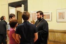В Риме проходит выставка, посвященная 1025-летию Крещения Руси