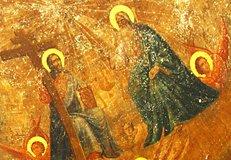 В южноуральском храме обнаружена старинная роспись