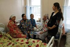 Борисоглебские роженицы покинули роддом, но продолжают акцию протеста