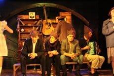 В театре «Глас» прошла премьера спектакля о поэте Николае Рубцове