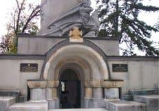 В Белграде освятили часть мемориала, посвященного русским солдатам