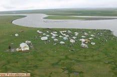 В селе на берегу Северного Ледовитого океана воздвигнут часовню