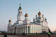 В честь 1000-летия присоединения Мордовии к России освящен Свято-Троицкий собор республики