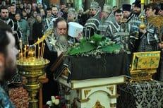 В Рязань принесены мощи преподобного Серафима Саровского