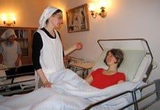 Выпущено пособие для требных сестер милосердия