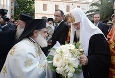 Чем больше паломников приезжает из России в Грецию, тем сильнее общая духовная связь - патриарх Кирилл