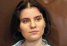 Участница группы «Pussy Riot» Екатерина Самуцевич подала жалобу на своих бывших адвокатов