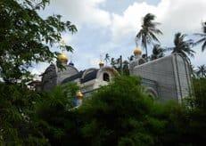 На таиландском острове Самуи открылся православный храм