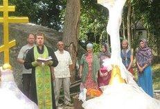 На таиландском острове Самуи освятили купола для строящегося православного храма