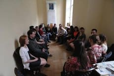 В Петербурге прошел второй образовательный семинар для волонтеров Епархиальной службы