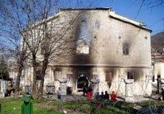 В косовском Джяковице православным сербам не разрешили отпраздновать Рождество Христово