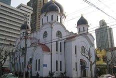В Шанхае совершена первая за полвека литургия