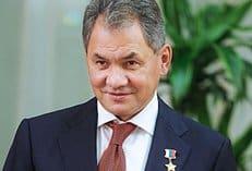 Министр обороны Сергей Шойгу пообещал Русской Православной Церкви поддержку