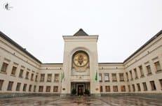 В Москве началось последнее в 2013 году заседание Священного Синода