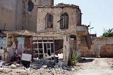 Памятники мировой цивилизации в Сирии на грани исчезновения
