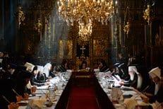 В Стамбуле открылось заседание Предстоятелей Поместных Православных Церквей