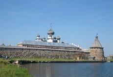 В Общественной палате выступили против коммерческого строительства у стен Соловецкого монастыря