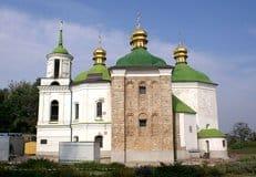 В Киеве отреставрируют древнюю церковь Спаса на Берестове
