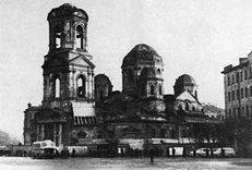 В Петербурге восстановят храм Успения Богородицы на Сенной площади