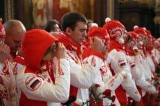 Российские спортсмены стали относиться к вере более серьезно, считает духовник Олимпийской сборной