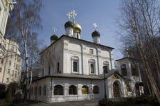 На территории Сретенского монастыря возведут храм в честь новомучеников
