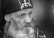 Скончался духовник Свято-Успенского монастыря Одессы старец Иона (Игнатенко)