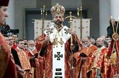 Глава украинских униатов надеется на улучшение отношений с Московским Патриархатом