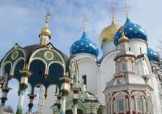 В Сергиевом Посаде пройдет выставка, посвященная святому Сергию Радонежскому