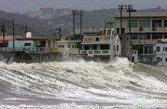 Тайфун «Ногури» затопил в Японии более 560 домов