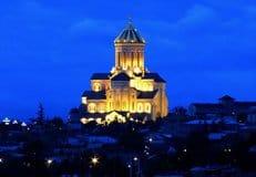 В Тбилиси протестовали против осквернения святынь
