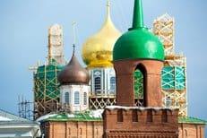 Колокольню тульского кремля восстановят к маю