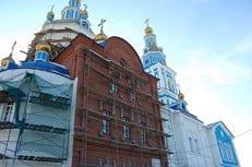 К концу 2013 года в Ульяновске завершат строительство самого большого областного храма