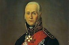 В Италии откроют памятник-бюст праведному воину адмиралу Феодору Ушакову