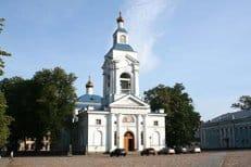 В Выборге освятили обновленный Спасо-Преображенский кафедральный собор