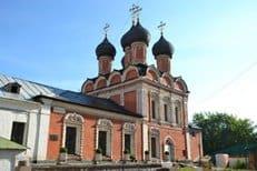 Высоко-Петровский монастырь будет сотрудничать с Литературным музеем