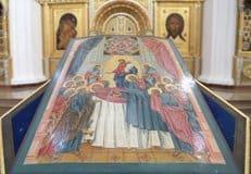 Ярославской епархии вернули икону XVIII века, украденную 5 лет назад