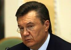 Президент Украины Виктор Янукович поблагодарил Церковь за помощь в налаживании мира в стране