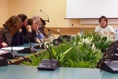 В Ясной Поляне поспорили о молодежи в Церкви