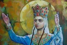 Грузинская Православная Церковь провозгласила 2013 – годом святой царицы Тамары
