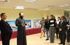 При Марие-Магдалинском храме в Мадриде открылся русский культурный центр