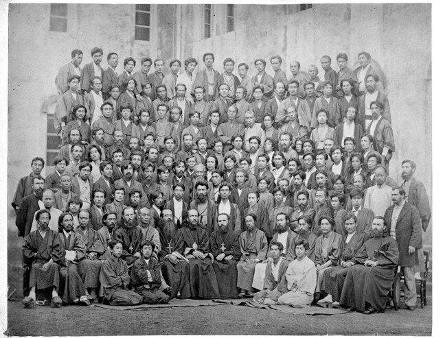 Николай Японский: житие православного самурая