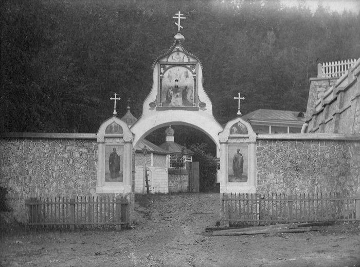 Космо-Дамианский монастырь