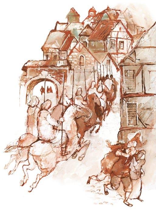 Эльфрин. Сказка для детей и взрослых