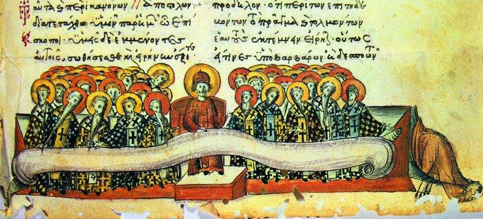 Неделя седьмая. Первый Вселенский собор, 9 – 15 июня. Николай Чудотворец против Ария